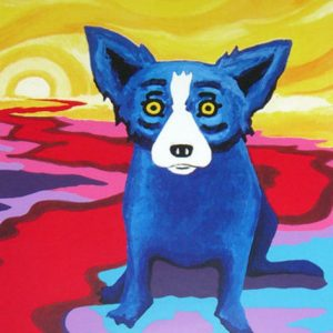 Blue Dog George Rodrigue